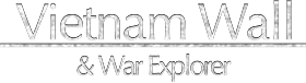 Vietnam Wall & War Explorer Title